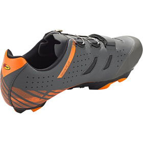 Northwave Origin Plus Zapatillas Hombre, anthracite/orange